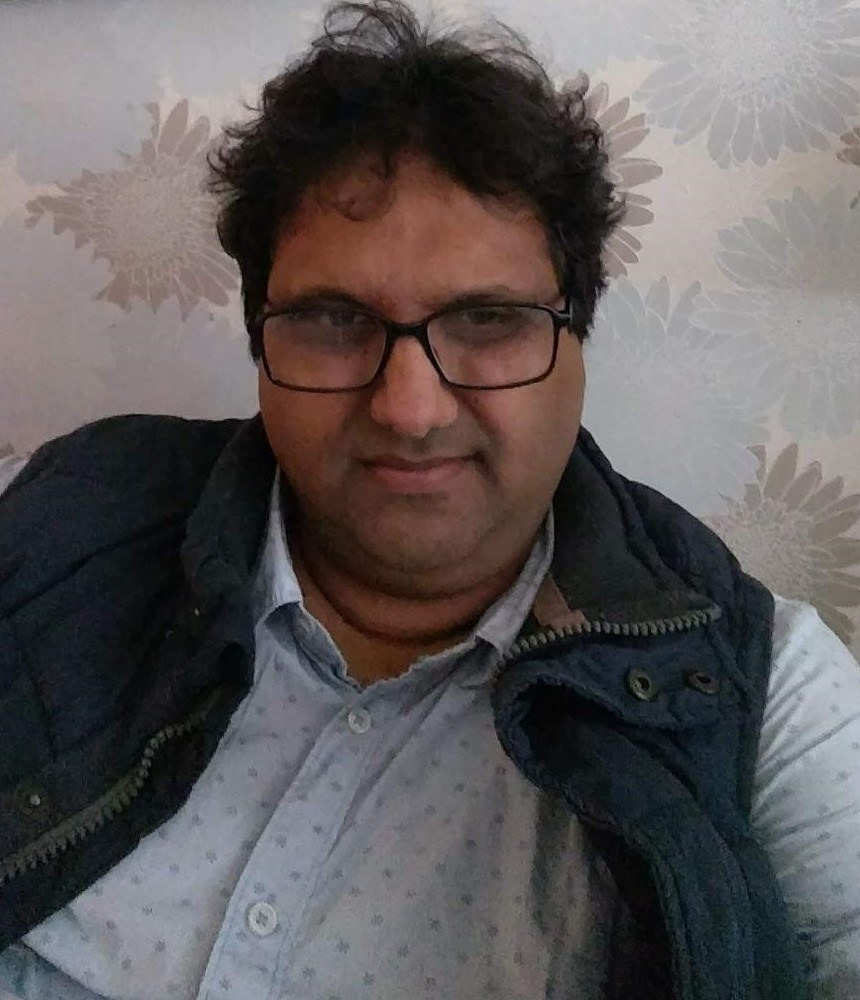 Profile photo for Dr Khizer Saeed