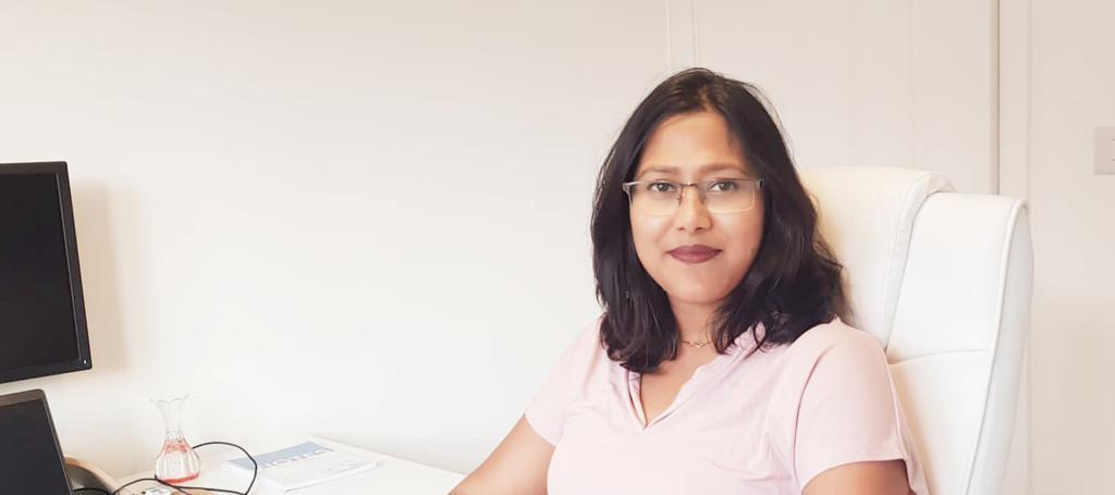 Profile photo for Rageshree Sinha