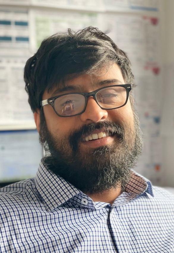 Profile photo for Dr Apurv Chauhan