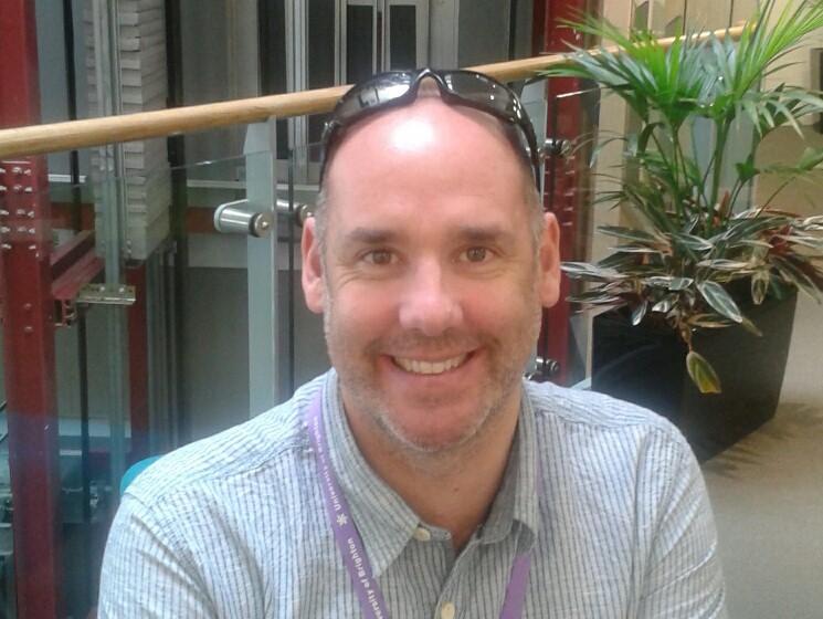Profile photo for Dr Neil Crooks