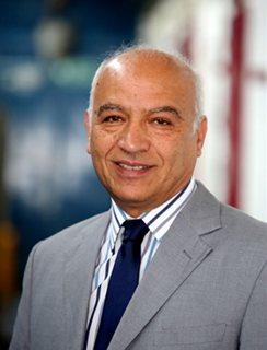 Profile photo for Prof Morgan Heikal