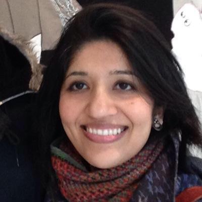 Profile photo for Dr Megha Rajguru