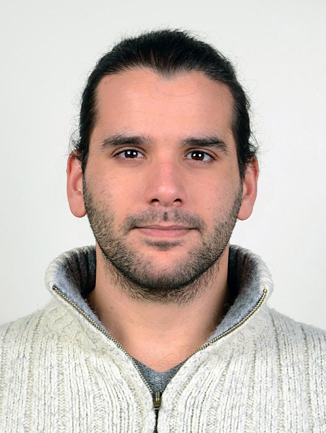 Profile photo for Dr Georgios Maniatis