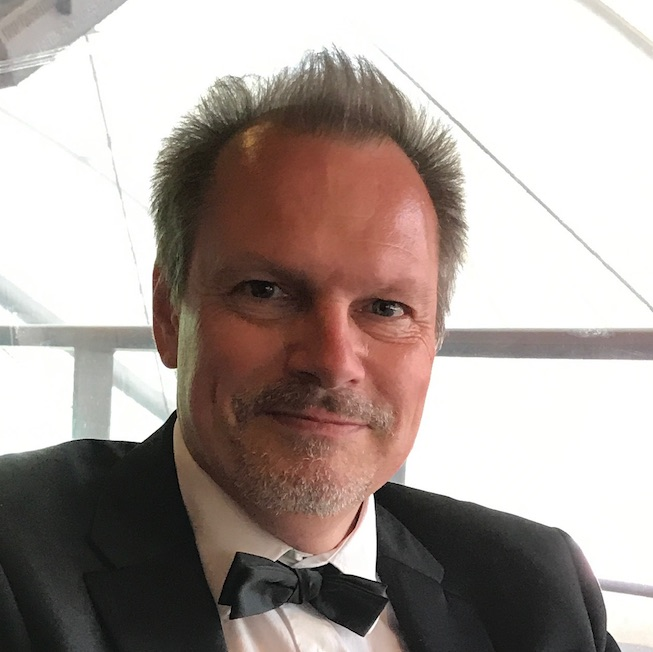 Profile photo for Dr Peter Cragg