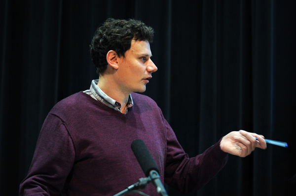 Profile photo for Dr Christian Hogsbjerg