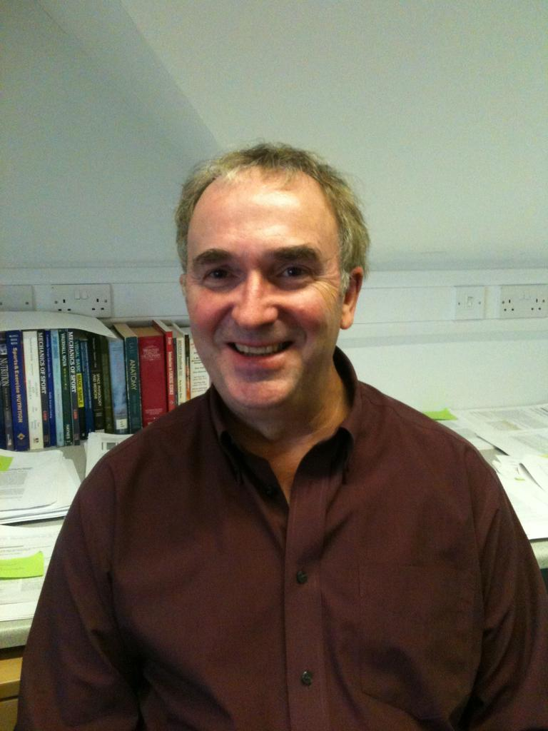 Profile photo for Dr Peter Watt