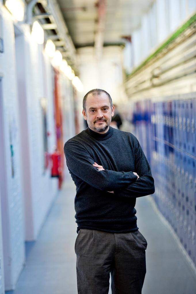 Profile photo for Prof Marco Marengo