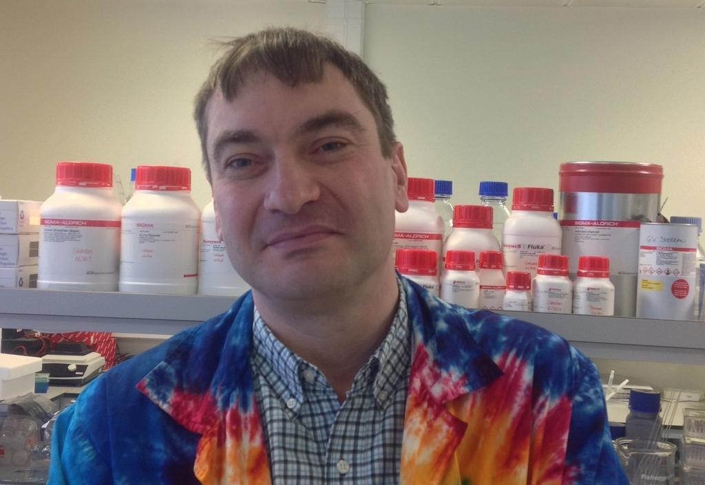 Profile photo for Dr Jon Mabley