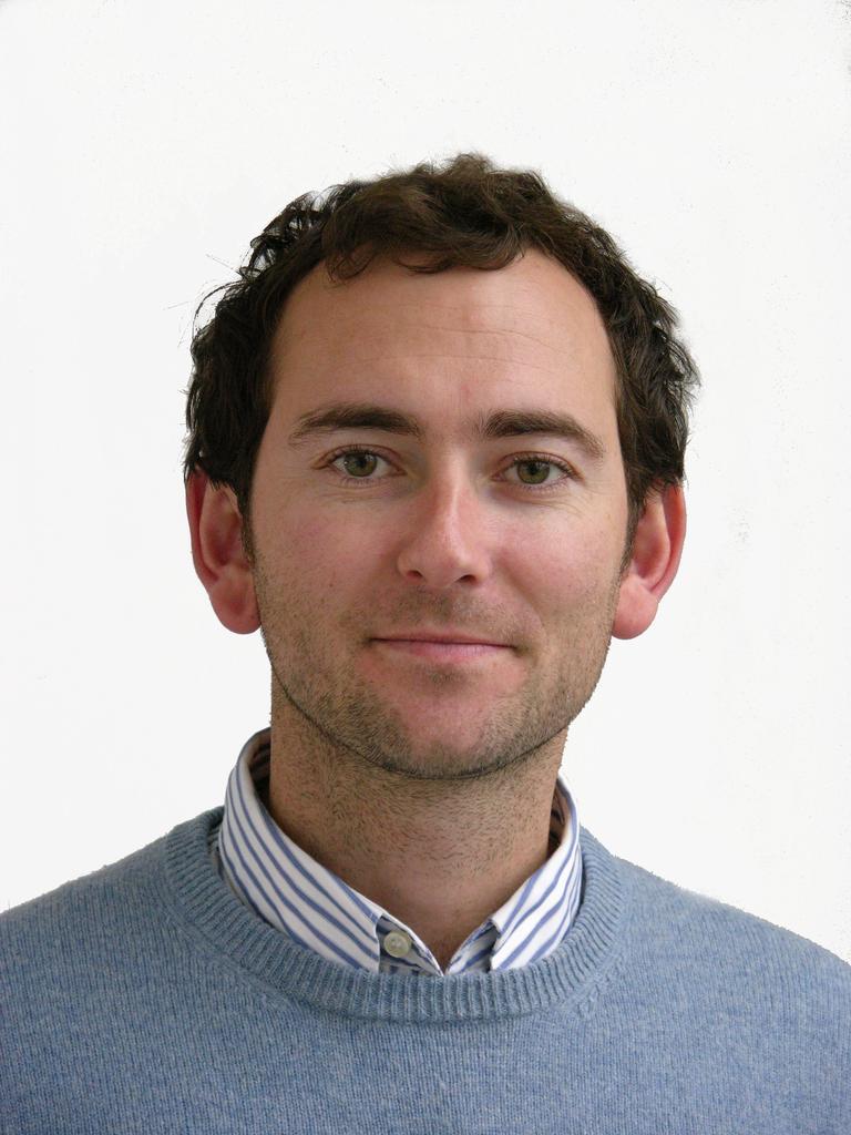 Profile photo for Dr Derek Covill