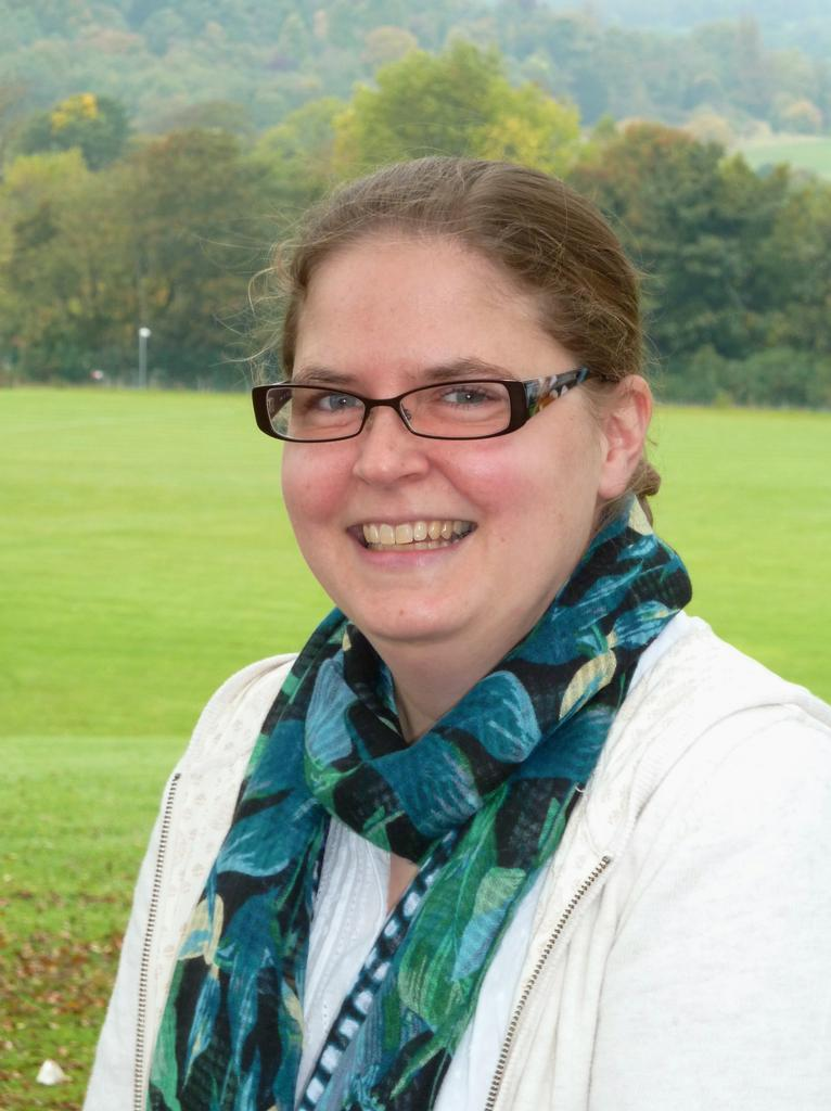 Profile photo for Dr Rachel Marks