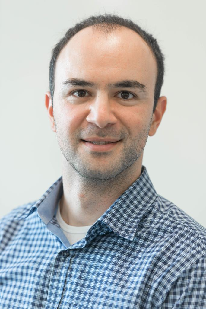 Profile photo for Dr Michalis Pavlidis