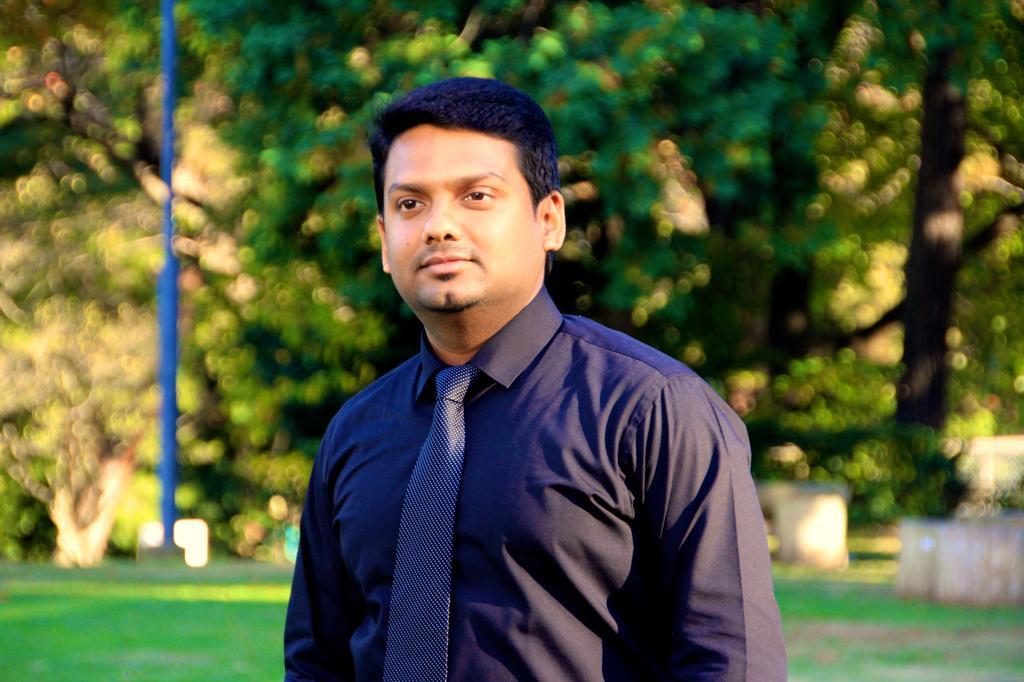 Profile photo for Dr Sreejith Raveendran