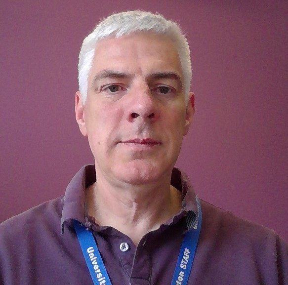 Profile photo for Dr David Mason