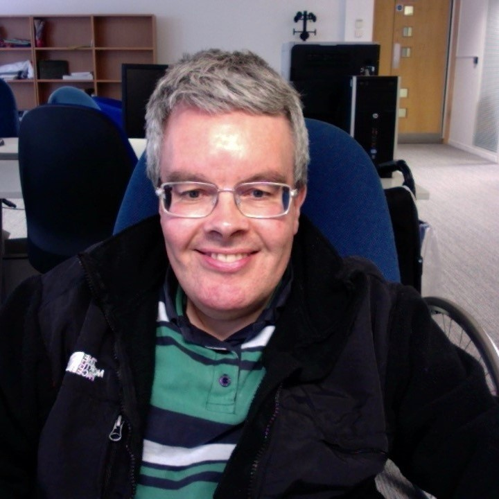 Profile photo for Dr Stephen Brown