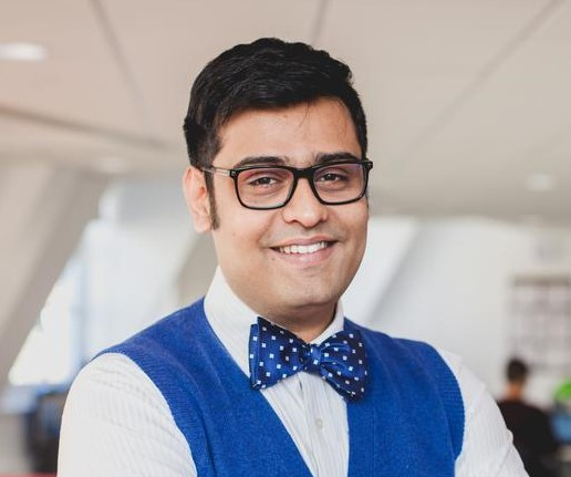 Profile photo for Dr Apurv Chauhan