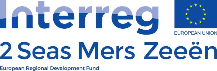 Interreg VA 2 Seas logo
