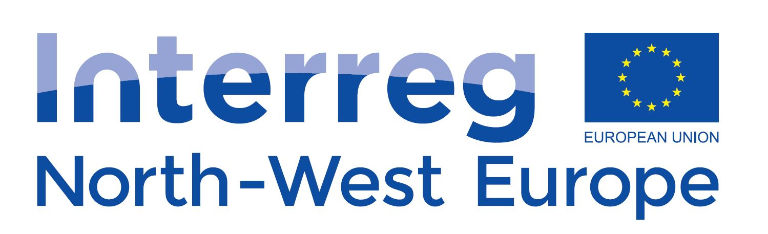 Interreg VB North West Europe logo